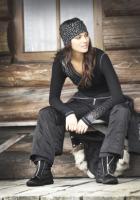 S'No Queen CLASSIC headband : Black -50