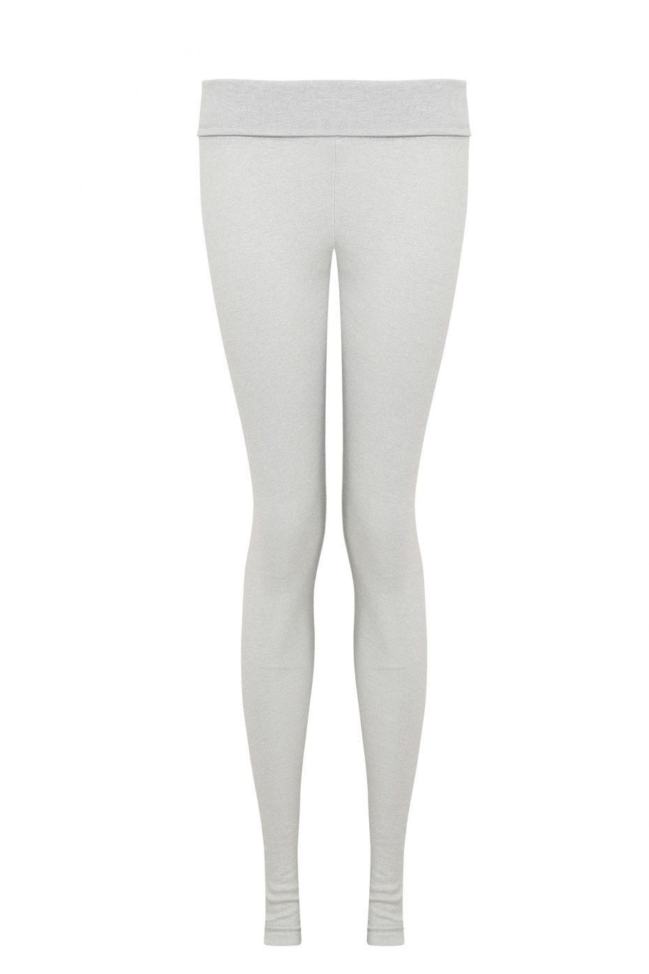 Sparkle Collection 'S'No White' : leggings -0