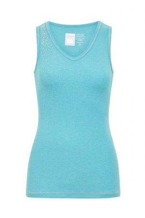 S'No Queen Classic Vest: Tiffany Blue-0