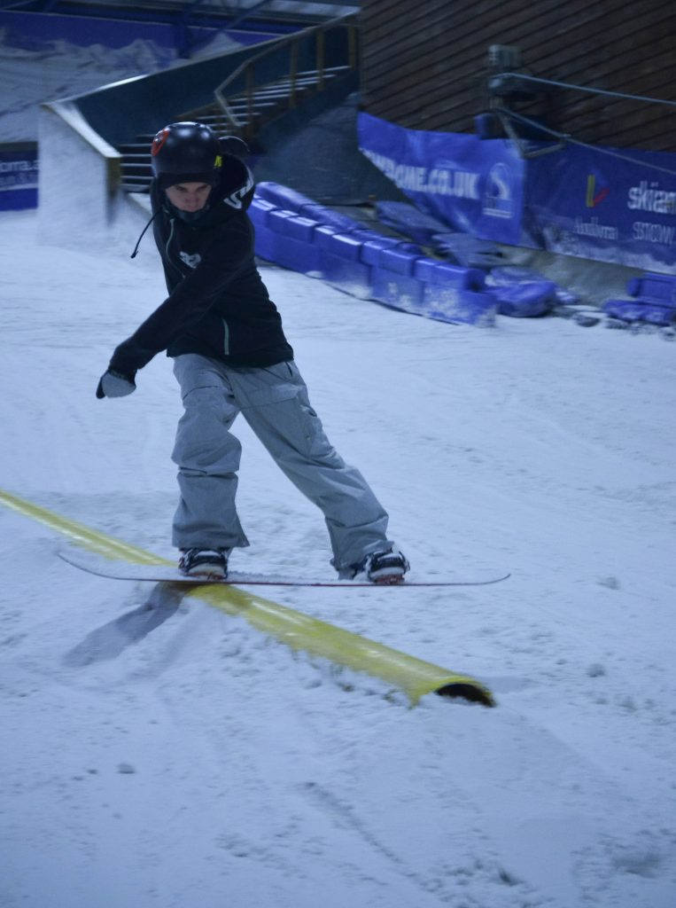 Will I Need To Practise before the slopes
