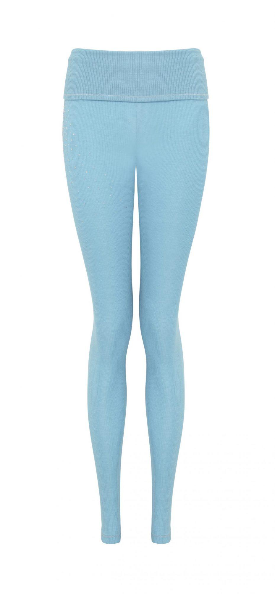 S'No Queen CLASSIC leggings: Tiffany Blue-358