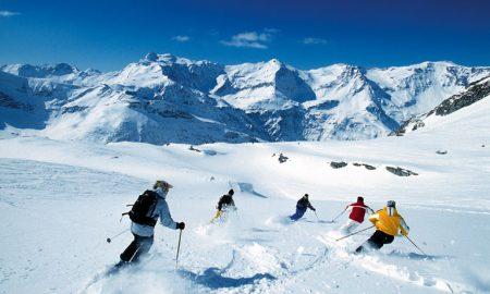 Gasteinertal ski