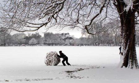 UK-snow