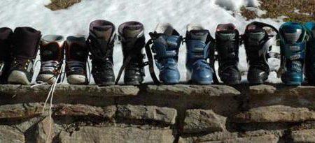 skiing boots - S'No Queen
