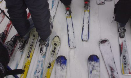 different Types Of Skis - S'No Queen