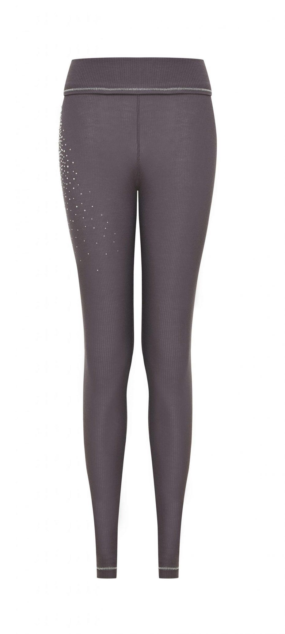S'No Queen CLASSIC leggings: Slate -0