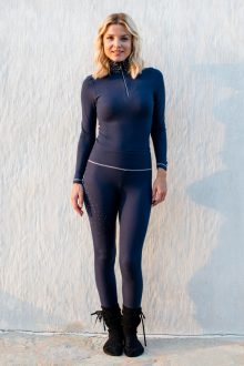 S'No Queen CLASSIC leggings: Midnight Blu NEW DELIVERY-0