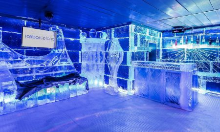 ice bar barcelona