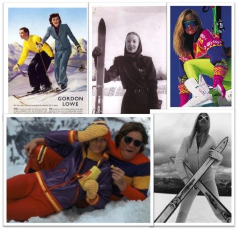 ski fashion history