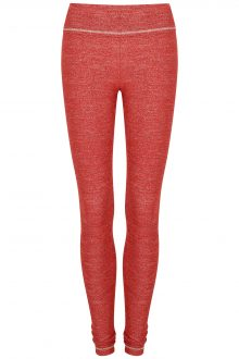 Sparkle Collection RED leggings: -567