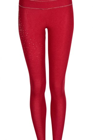 S'No Queen CLASSIC legging: RED : NEW DELIVERY-0