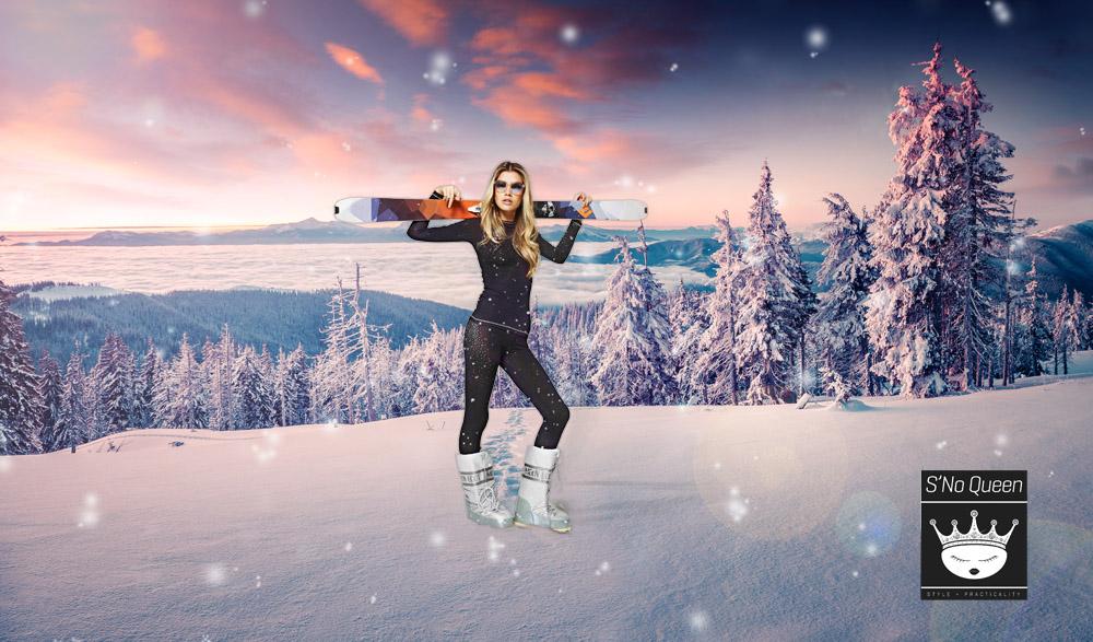 S'No Queen Ski Fashions