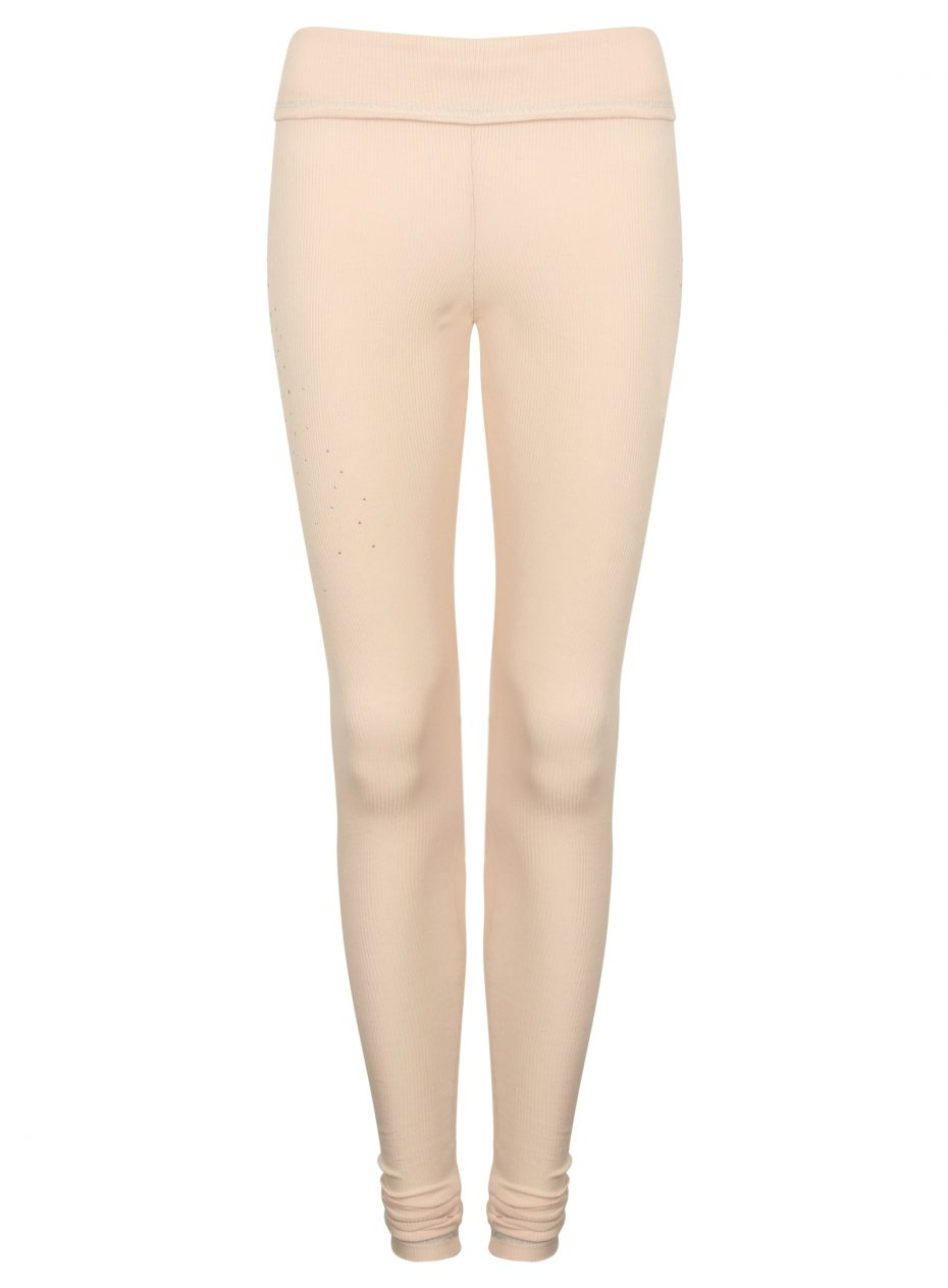 S'No Queen: CLASSIC legging : Crystal Pink SQ Exclusive -0