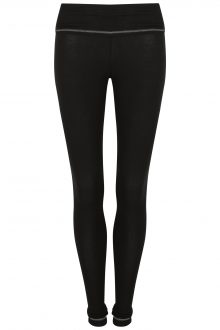 S'No Queen ROYAL leggings : Black/silver: NEW SIZES ARRIVED-0