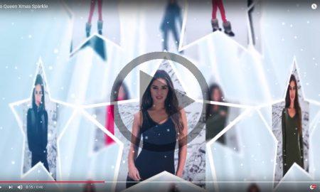 xmas video s'no queen