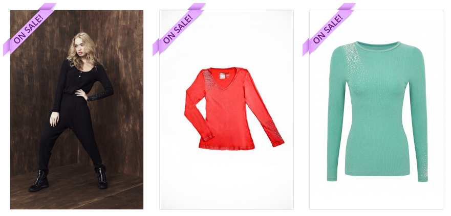 designer sale thermals