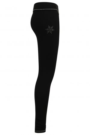 S'No Queen: Flake legging: Black: NEW DELIVERY-0
