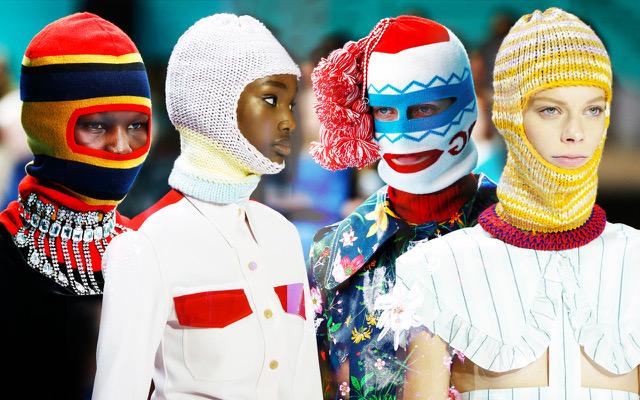 Balaclava Winter Fashion Trend 2019