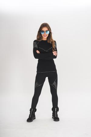 Whistler Sport legging: Black: -0