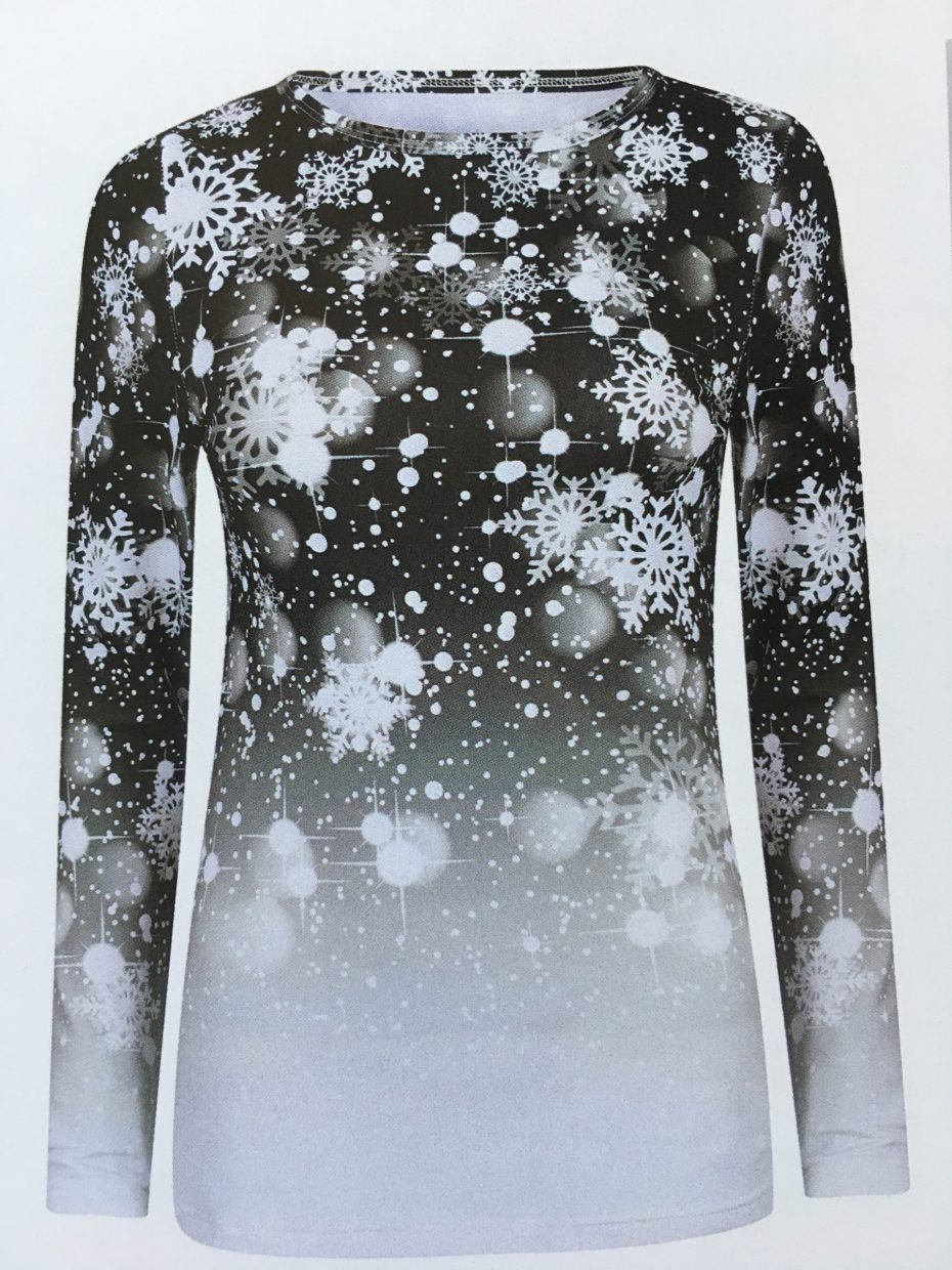 Follie SPORT : Sno Flake Crew neck -632