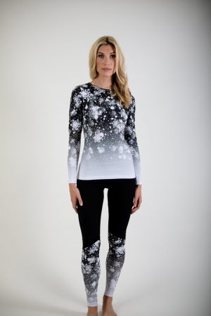 Follie SPORT : Sno Flake Crew neck -0