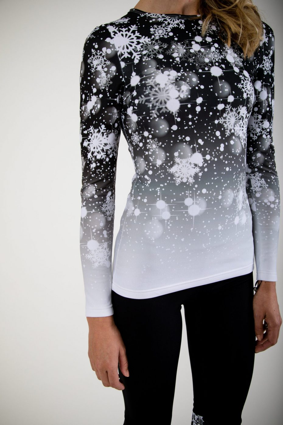 Follie SPORT : Sno Flake Crew neck -679