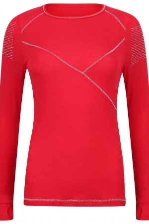 Whistler Sport Crew: Red: SALE-0