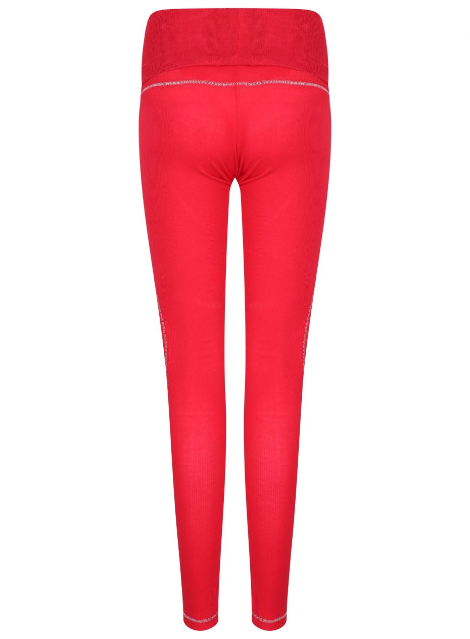 Whistler Sport Legging: Red: SALE-640