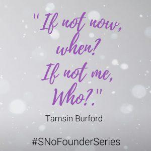 Tamsin Burford Quote, ski fashion