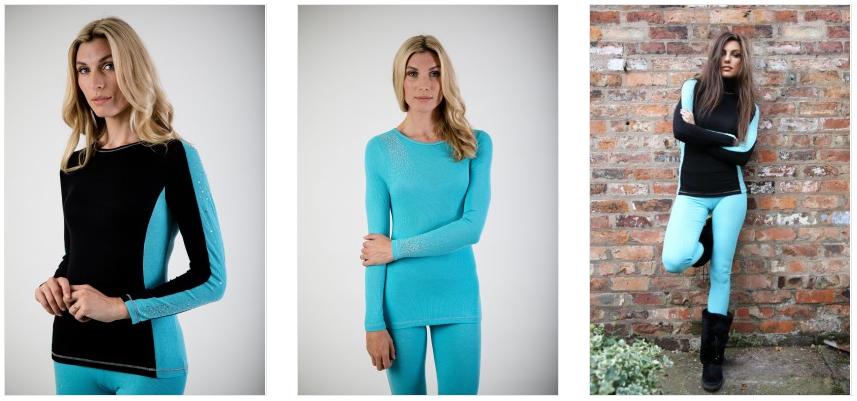 Tiffany Blue Winter Fashion 2019