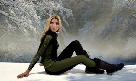 Khaki Winter Fashion - A Stylish yet Subtle Statement