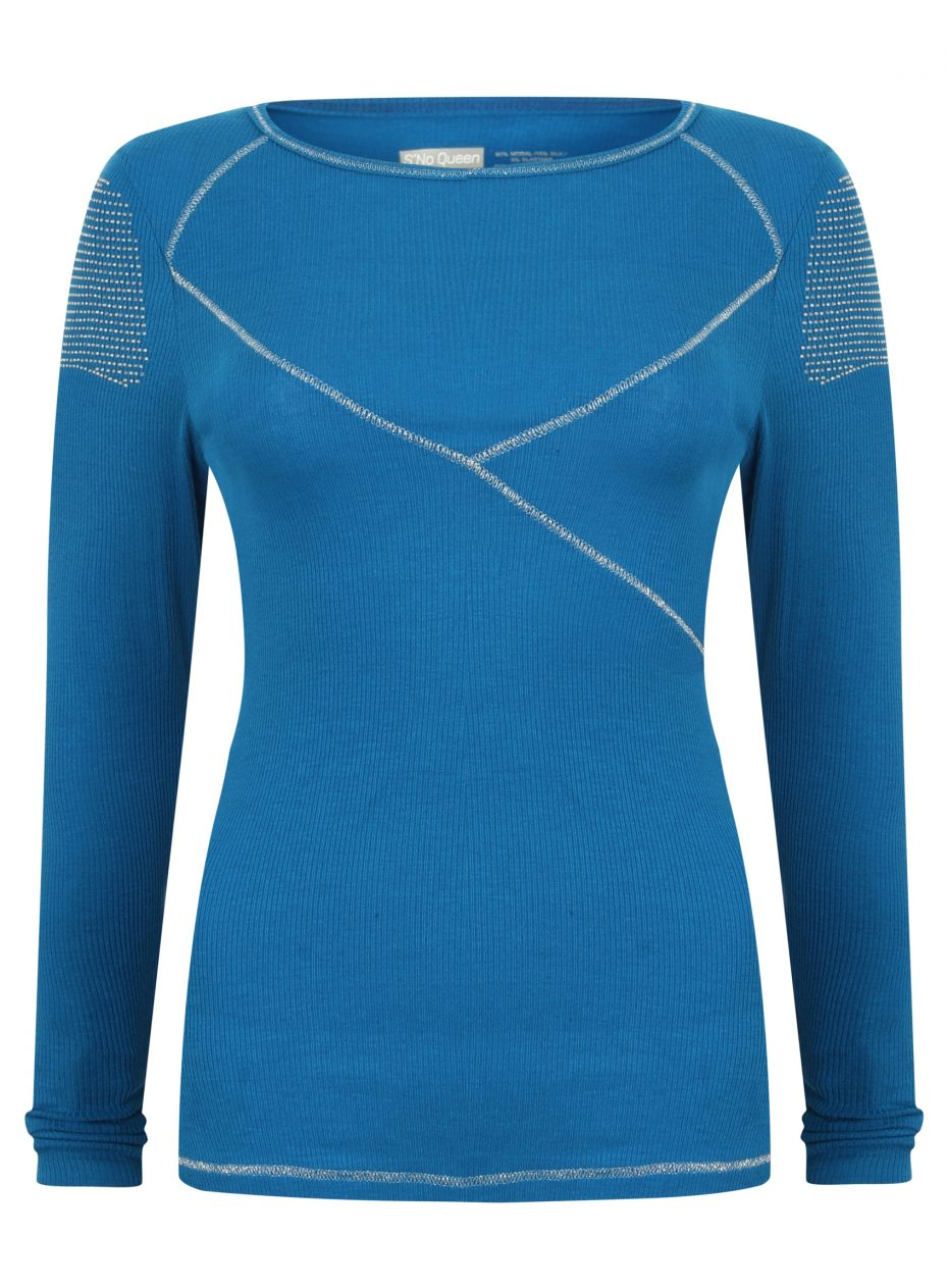 Whistler Sport Crew: Electric Blu: SALE-0