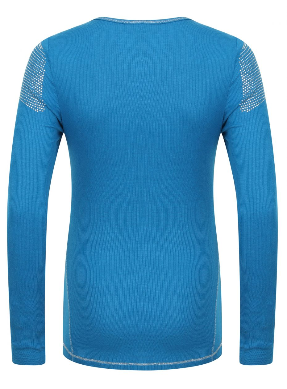 Whistler Sport Crew: Electric Blu: SALE-730
