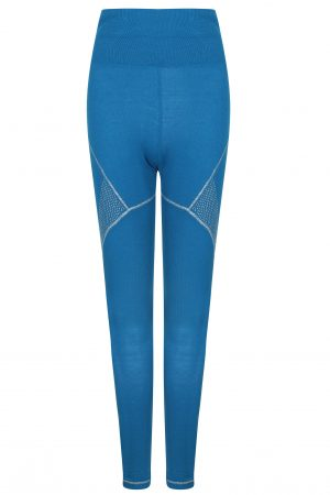 Whistler Sport legging: Electric Blu: SALE-0