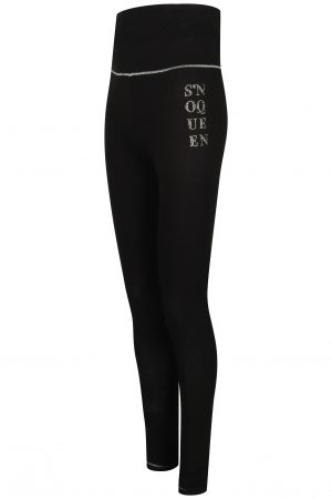 QUEENie Legging: Black: NEW for 2019-0