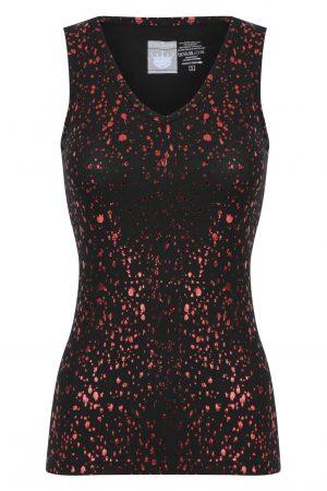 Gemini Vest: Black & Red: SQ Exclusive-0