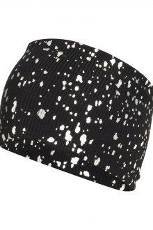 Gemini Headband: Black & Silver SQ Exclusive-0