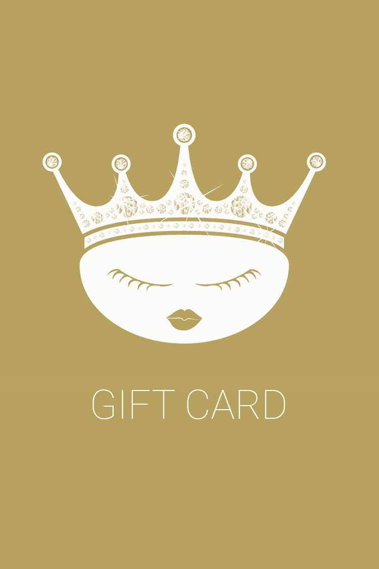 S'No Queen Gift card