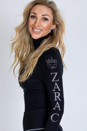 Personalised thermal base layers S'No Queen polo